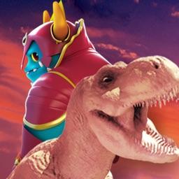 AR4D魔法书-恐龙战队
