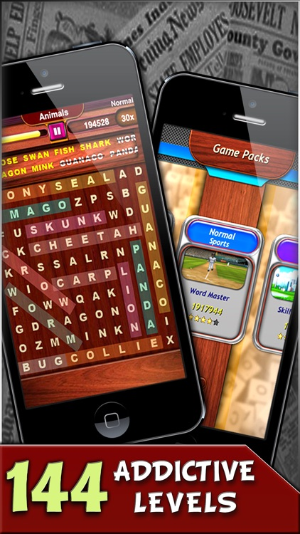 Word Swipe : Word Search