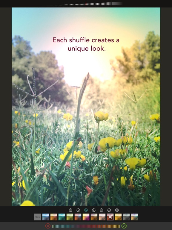 Shift - Custom Filters Screenshots