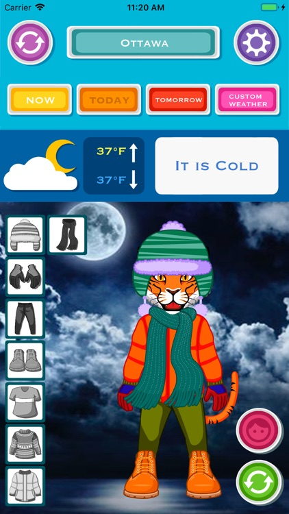 Weather & What to Wear Today screenshot-6