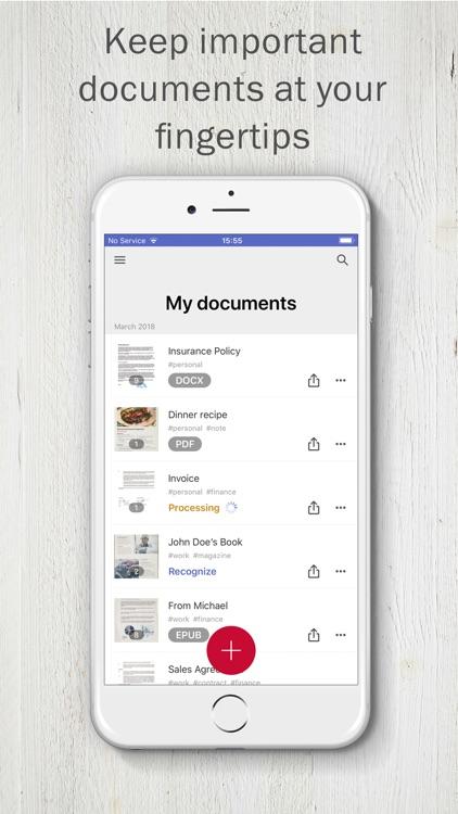 FineScanner PRO - PDF Scanner screenshot-6