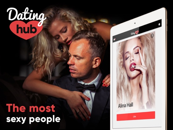 Dating hub app