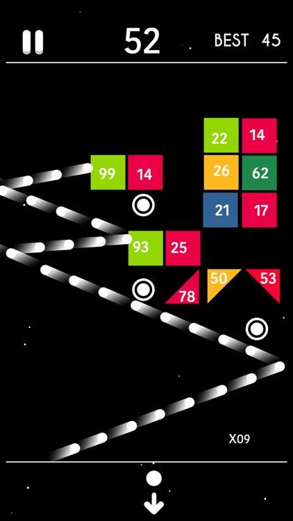 Balls Break Brick screenshot-3