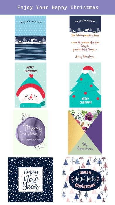 All about Christmas Card screenshot 3