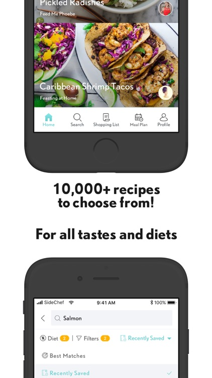 SideChef: Recipes + Meal Plans screenshot-6