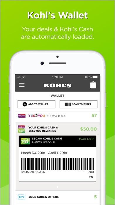 Kohl's for Windows