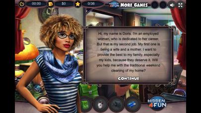 点击获取家庭主妇-经典益智找东西游戏