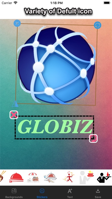 Easy Logo Maker – Design Logo screenshot three