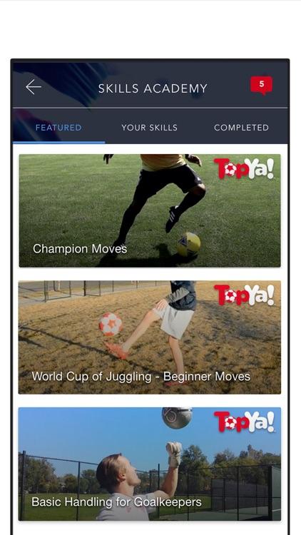 TopYa! Soccer