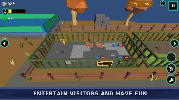 Zoo Animal Park Build n Craft screenshot-3