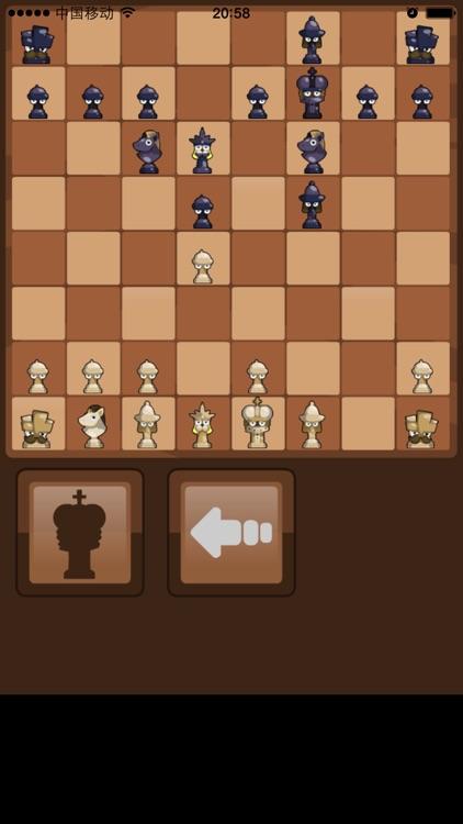 国际象棋-人机对战单机益智游戏 screenshot-4