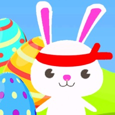 Activities of Easter Bunny goes Ninja - Tap