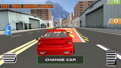 Screenshot for Journey Around City: Driving C in Singapore App Store