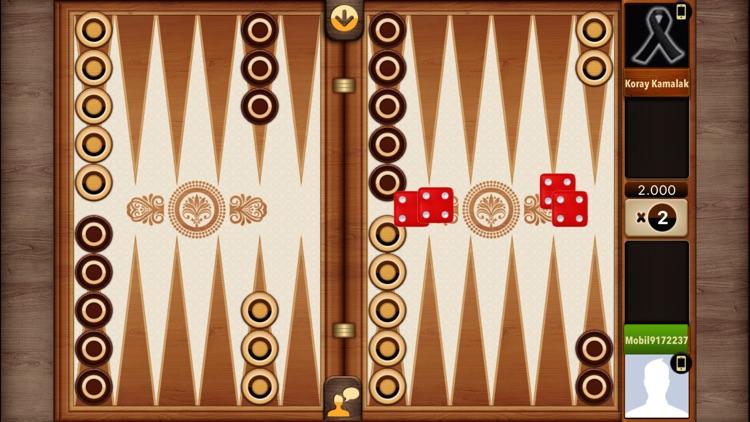 Backgammon Kings