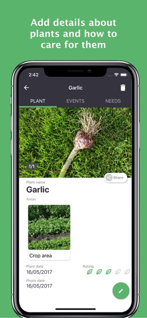 GARDENIZE - garden & plant app on the App Store