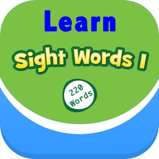 Sight Words 1A1B -220个神奇的常用字
