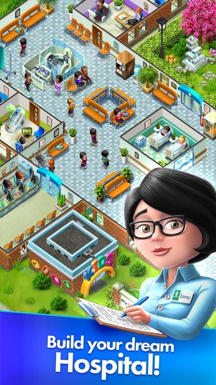 My Hospital: Build. Farm. Heal screenshot-0