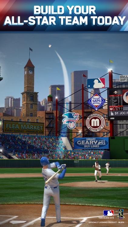 MLB Tap Sports Baseball 2018 screenshot-4