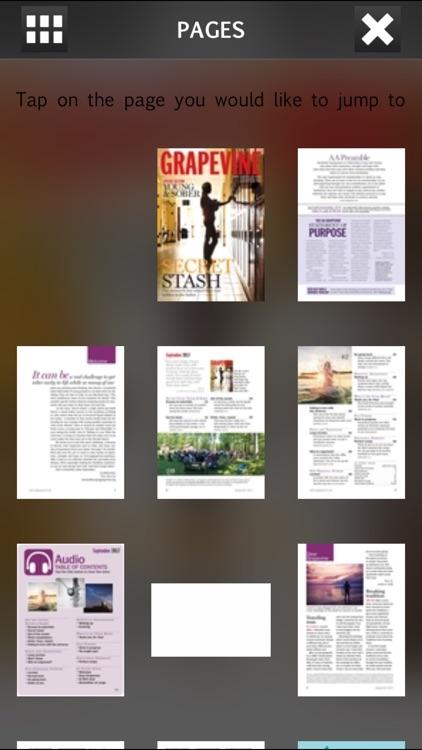 AA Grapevine Magazine