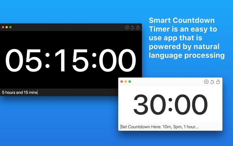 Smart Countdown Timer Screenshot - 1