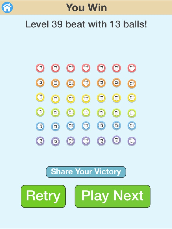 Ipad Screen Shot 13 Balls 3