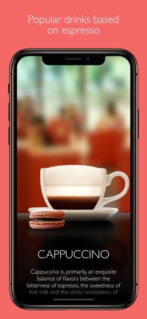 The Great Coffee App Screenshot