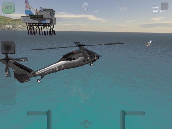 Black Hawk 3D Flight Simulator Screenshots