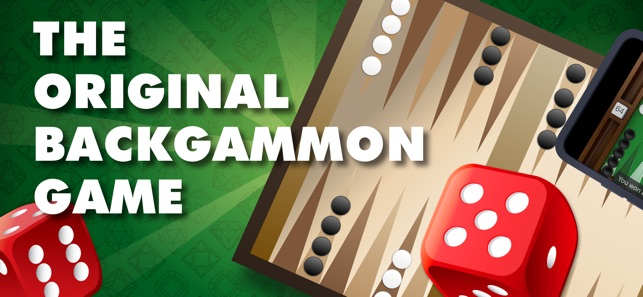 Backgammon Play Live Online On The App Store