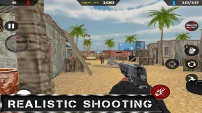 Maffia FPS - Strike Shoot screenshot 1