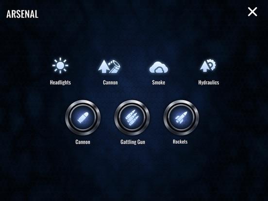 Batmobile™ R/C Controller screenshot 7
