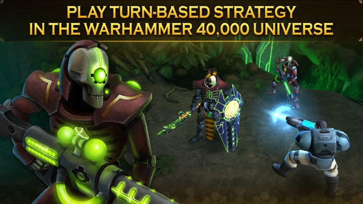 Warhammer 40,000: Space Wolf screenshot-6