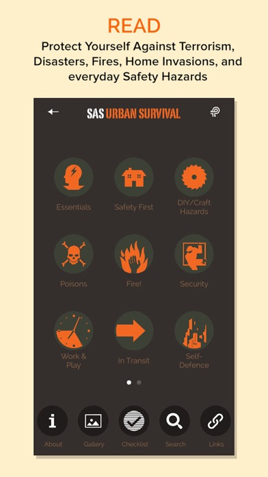 SAS Urban Survival Screenshot