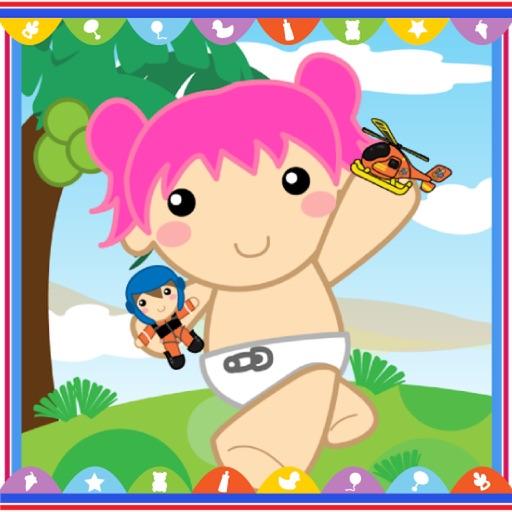 Baby Rescue - Fun Arcade