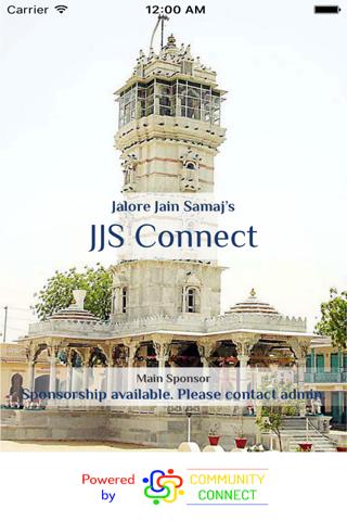 JJS Connect - náhled