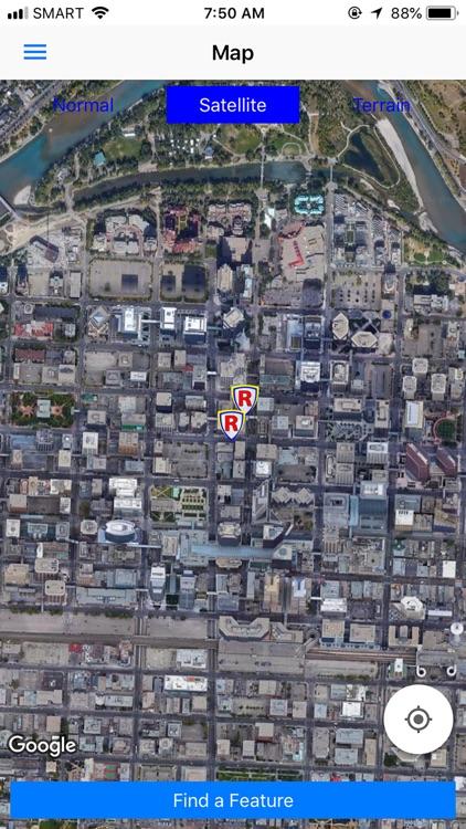 City 311 User App