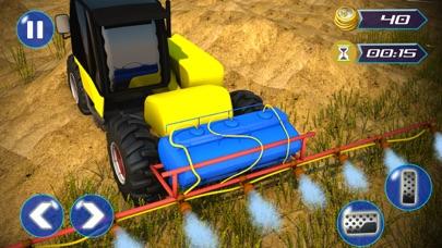 農業シミュレーターゲーム2018のスクリーンショット5