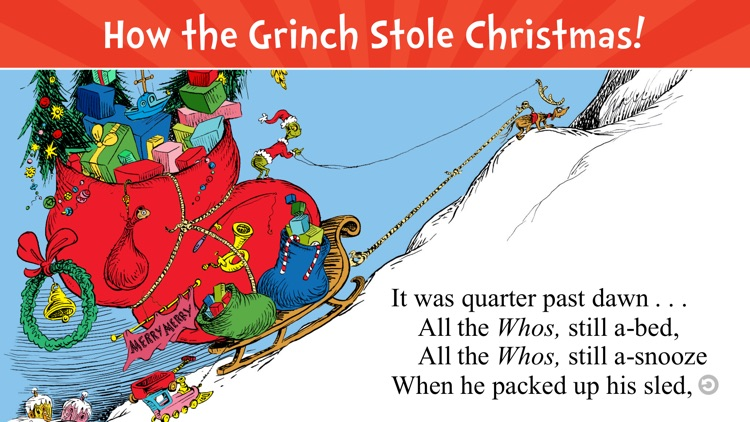 How the Grinch Stole Christmas screenshot-4