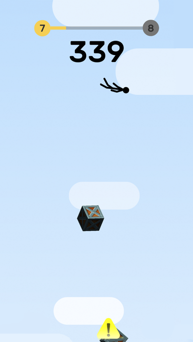 Floating Stick