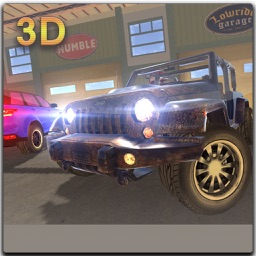 4x4 Offroad Racing Driver Game