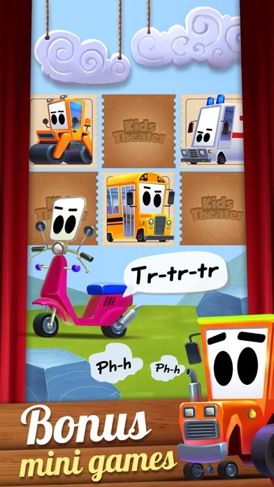 Kids Theater: Cars Show screenshot 5