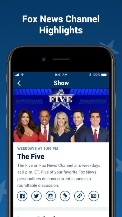 Screenshot #9 for Fox News: Live Breaking News