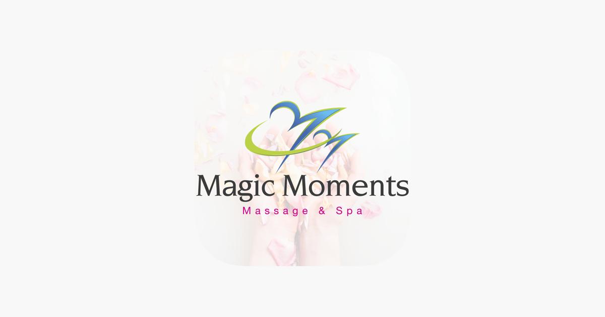Magic moments massage