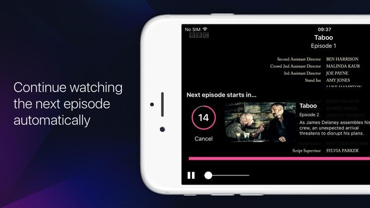 BBC iPlayer screenshot-4