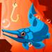 Go Fish: Jurassic Pond