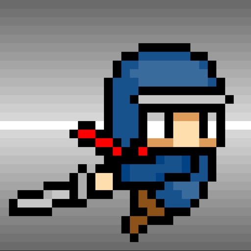 Ninja Striker! - Ninja Action!