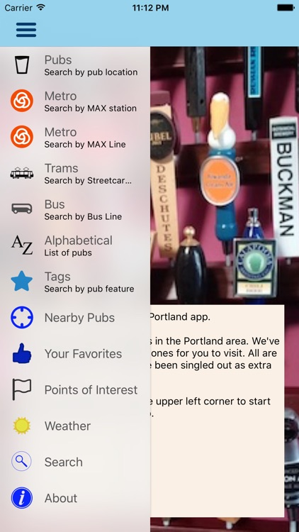 Beer Guide Portland screenshot-0