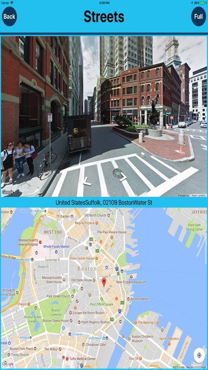 Boston USA Tourist Places screenshot-3