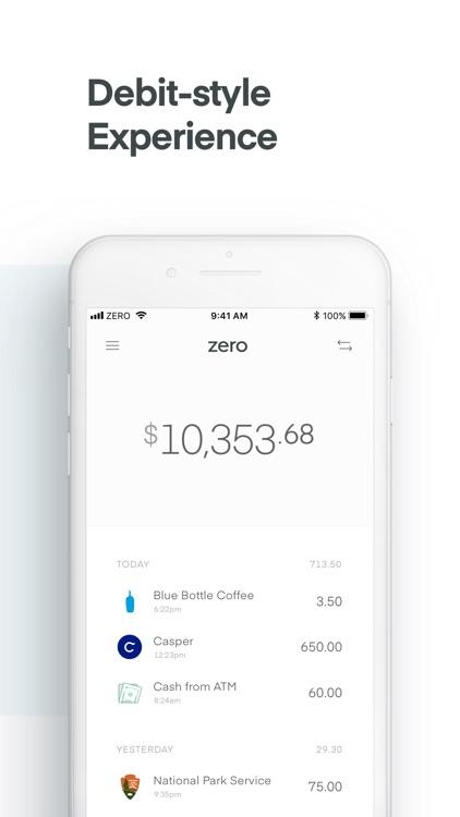 Zero screenshot-1