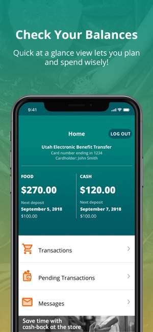 ConnectEBT on the App Store