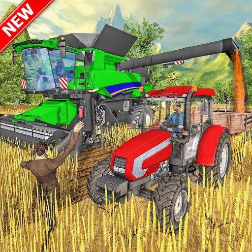 Тяжелый трактор Farming долг 1